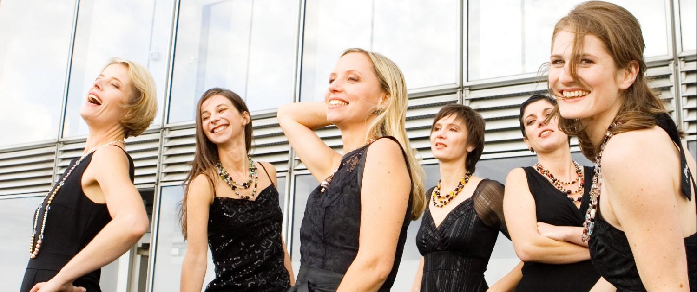 Konzert Veranstaltung Die Rheinsirenen