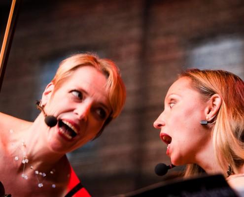 Livemusik für eine Gala in Köln
