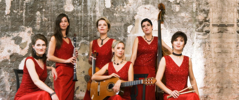 Die Rheinsirenen | Damenband